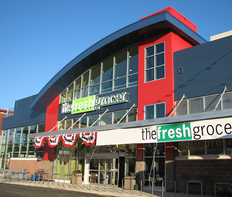 2013 The Fresh Grocer